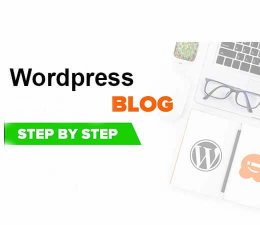 how to start blog with wordpress